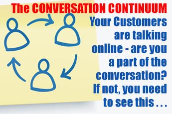 Conversation continuum solution